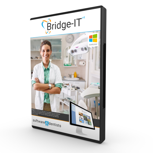 BridgeIT Software Box - Software 4 Dentists