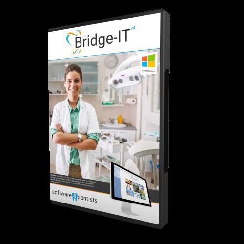 BridgeIT Software Box - Software 4 Dentists